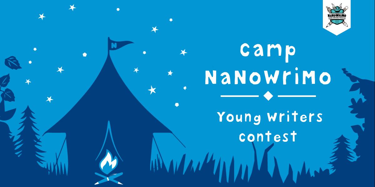 camp nanowrimo ywp contest