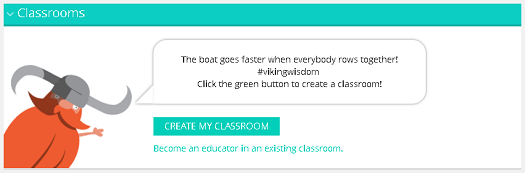 Create your classroom