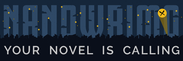 your novel is calling